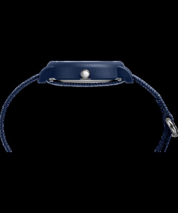 Coffret cadeau montre Weekender Color Rush 34mm avec bracelet en nylon Blue large