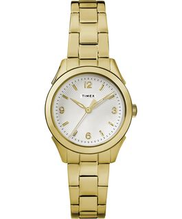 Torrington 27mm Stainless Steel Bracelet Watch Doré/Argenté large