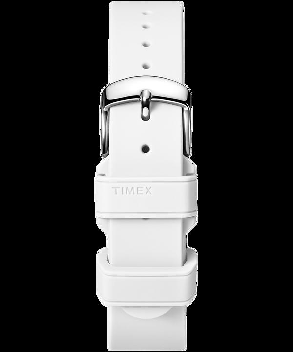 Bracelet en silicone de 18mm White large