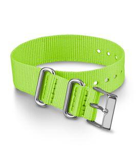 16mm Nylon Strap Green large