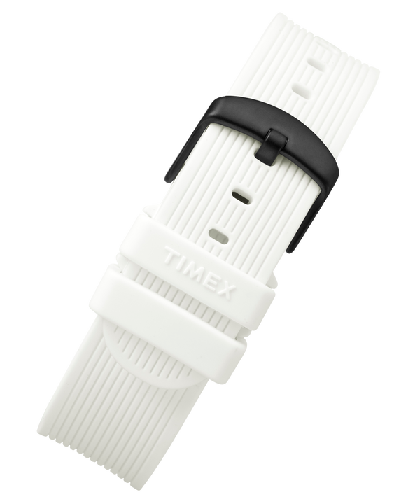 Bracelet en silicone de 20mm White large