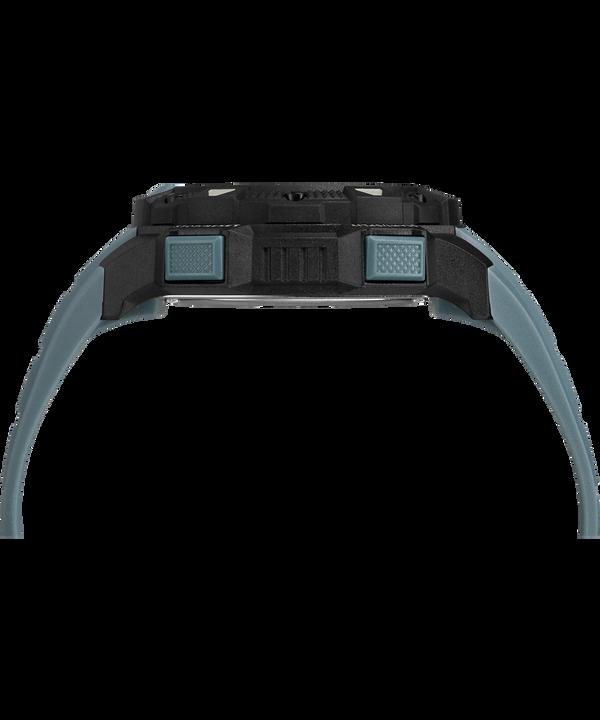 Montre Expedition Base Shock 45mm Bracelet en résine Black/Blue large