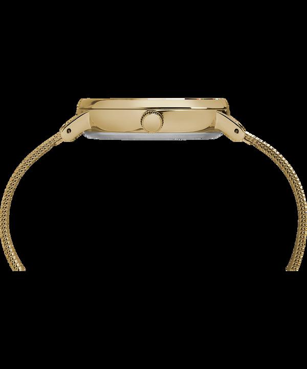 Montre Fairfield 37mm Bracelet à milanaise Gold-Tone/Natural large