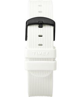 20mm iQ Silicone Strap White large