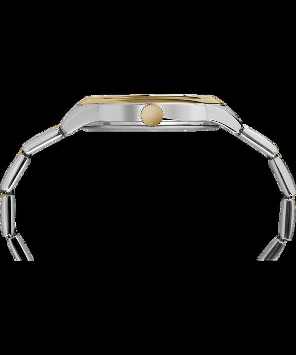 Montre bracelet New England 40mm Two-Tone/Blue large