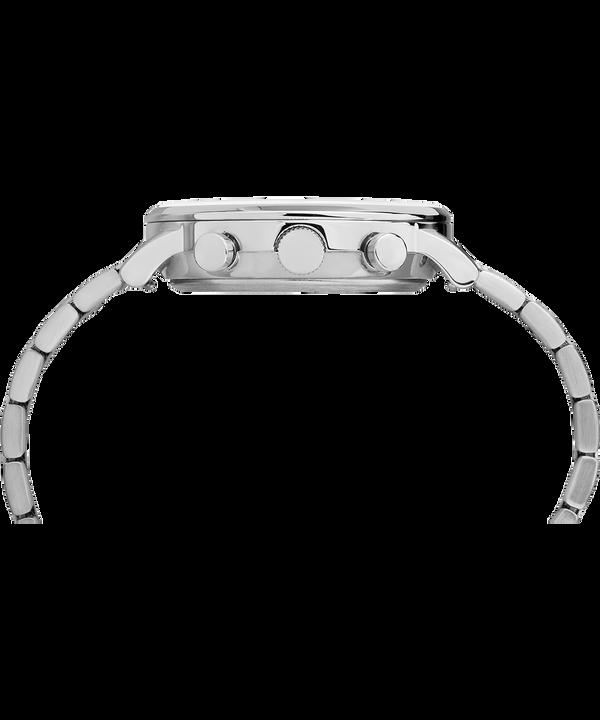 Montre chronomètre Waterbury Classic 40mm Acier inoxydable Stainless-Steel/Black large