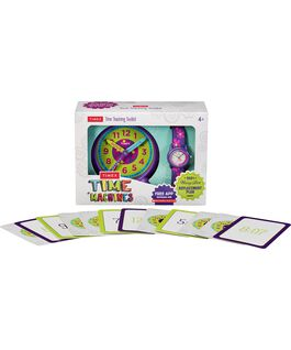 Kids Time Teacher Gift Set Purple/White large