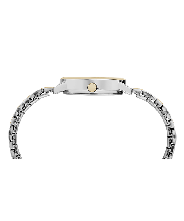 Montre Easy Reader 30 mm Bracelet extensible Chrome/Two-Tone/White large