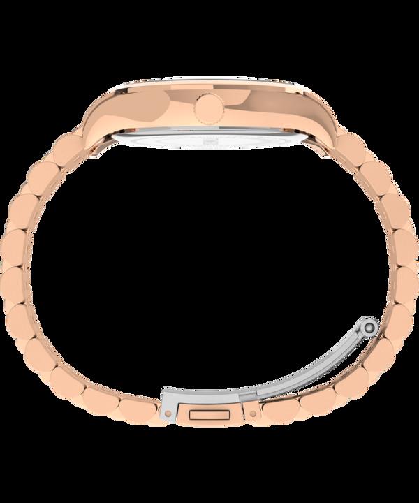 Waterbury Neon 34mm Stainless Steel Bracelet Watch Rose-Gold-Tone/Cream large