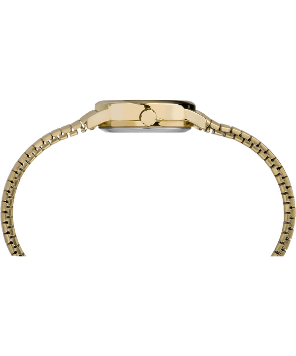 Montre Bracelet Easy Reader 25 mm Gold-Tone/White large