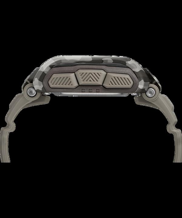 Montre Timex Command™ Shock 54mm Bracelet en résine Gray large