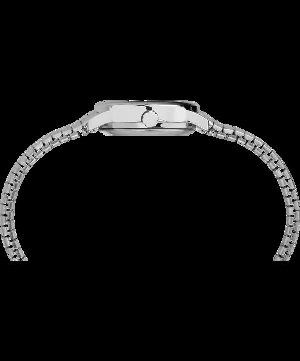 Montre Bracelet Easy Reader 25mm Silver-Tone/Stainless-Steel/White large