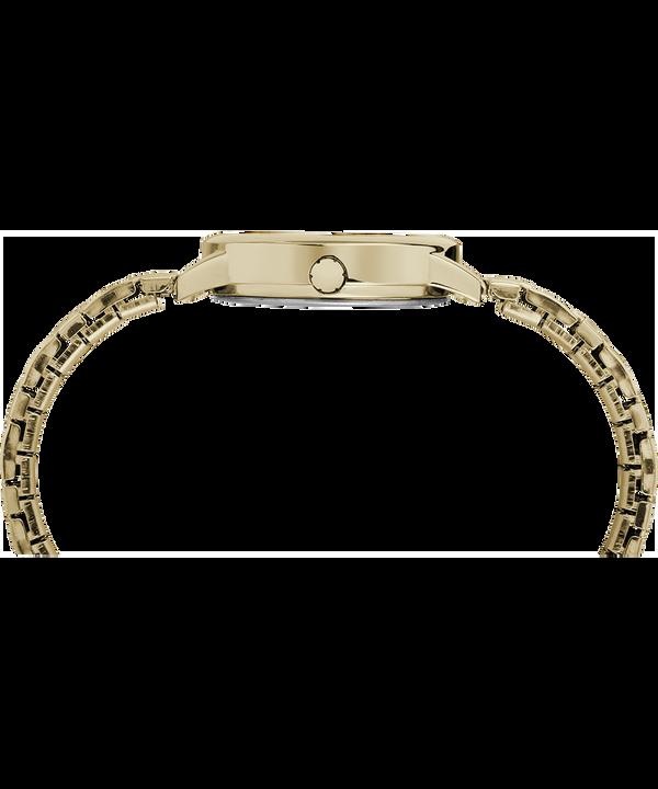 Montre Easy Reader 30mm Bracelet extensible Gold-Tone/White large